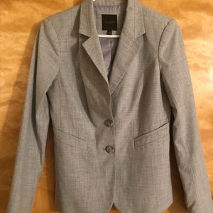 The Limited Gray Blazer.  Great Condition.